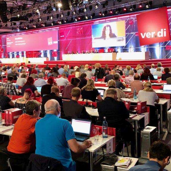 ver.di 5. Bundeskongress